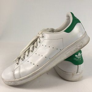 Adidas Stan Smith Sneakers Sz 9 Mens Leather